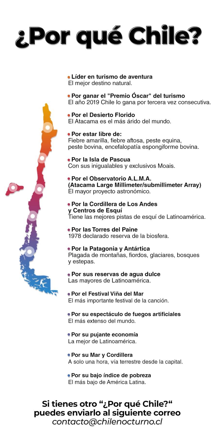 Despedida de Soltero - Chile Nocturno Por qué Chile 02